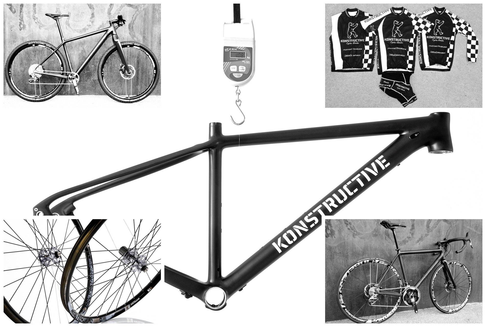 Konstructive Cycle Berlin Bikemanufaktur Montage des Dream Bikes