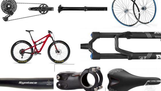 Dream Bikes Austattungskomplettsets